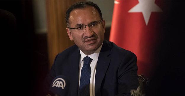 Bakan Bozdağ'dan Cumhuriyet açıklaması: O savcının verilmesi talihsizlik