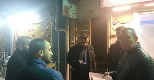 ÇHD İzmir Şubesine polis baskını