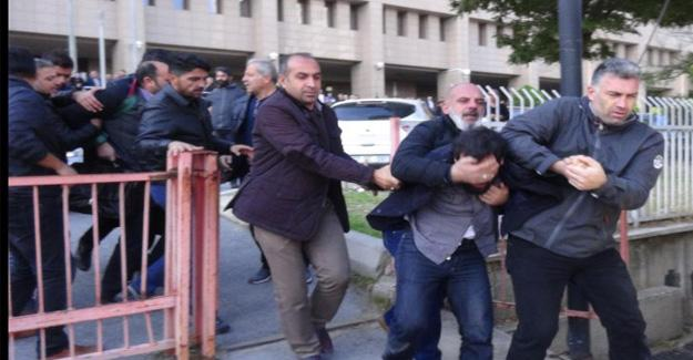 ÇHD ve ÖHD'li avukatlara yaka paça gözaltı