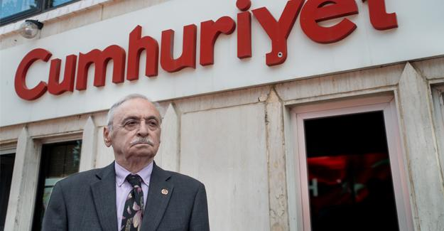 Cumhuriyet Vakfı Başkanı, Alev Coşkun ve Mustafa Balbay'ı suçladı