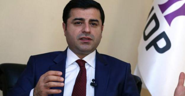 Selahattin Demirtaş'ın 'tutukluluk halinin devamına' karar verildi
