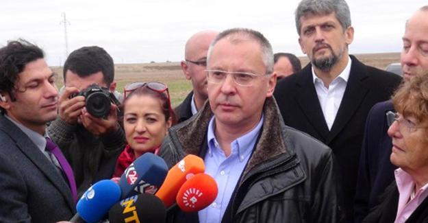 Demirtaş'la görüştürülmeyen Avrupa Sosyalistleri Partisi heyetinden açıklama