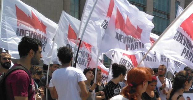 Devrimci Parti'ye operasyon