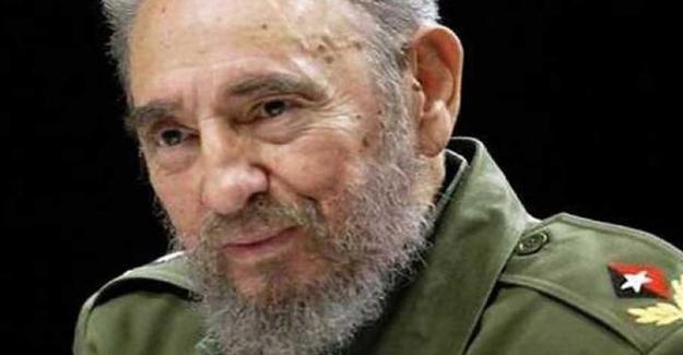 Dışişleri Bakanlığı'ndan Fidel Castro mesajı