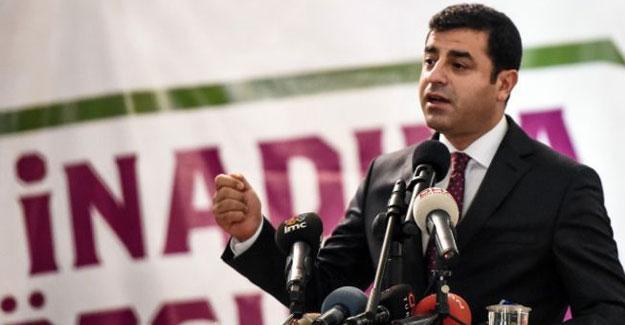 Edirne Başsavcılığı'ndan Demirtaş açıklaması