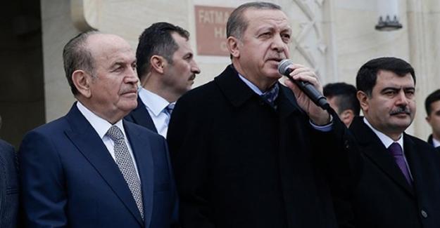 Erdoğan: Bu zihniyete karşı diktatörüm