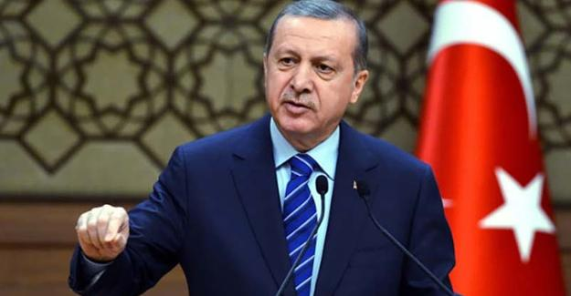 Erdoğan: Suriye'ye zalim Esed'in hükümdarlığına son vermek için girdik