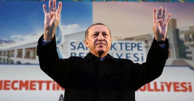 Erdoğan'dan AP'ye OHAL mesajı: Belki 3 ay daha size ne ya?