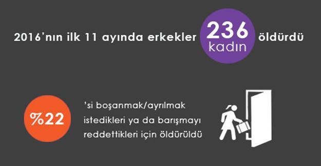 Erkekler 11 ayda 236 kadın öldürdü, 368 kız çocuğunu istismar etti