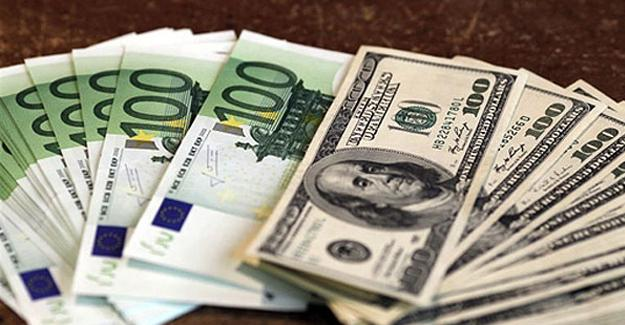 Euro ve dolardan yeni rekor