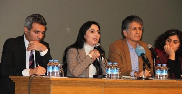 Figen Yüksekdağ'ın aralarında bulunduğu HDP'li 3 vekile dava!