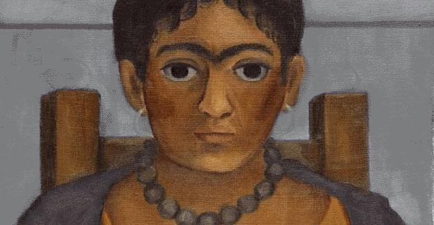 Frida Kahlo'nun 'kayıp' resmi 60 yıl aradan sonra ortaya çıktı