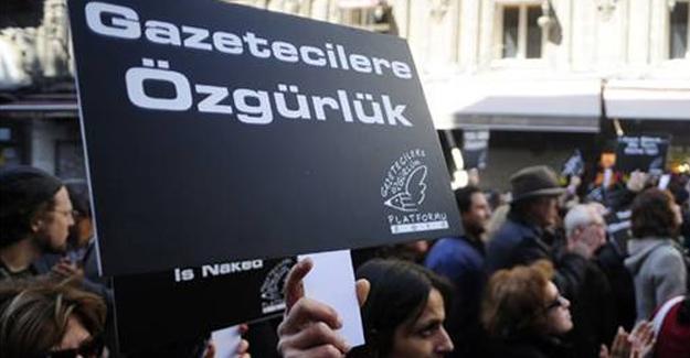 Türkiye'de 18 ayda 82 gazeteci Avrupa Konseyi'ne 'tehdit altında' olduğunu bildirdi