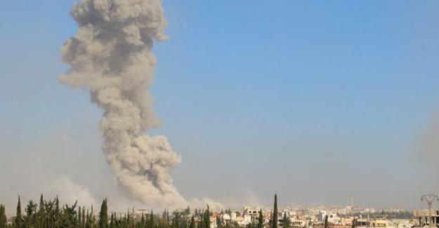 Halep'te muhaliflerden 'ateşkes' öncesi yeni saldırı