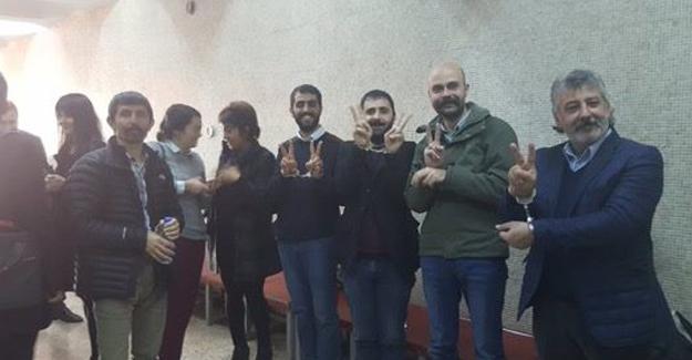 HDP danışmanları adli kontrol şartıyla serbest