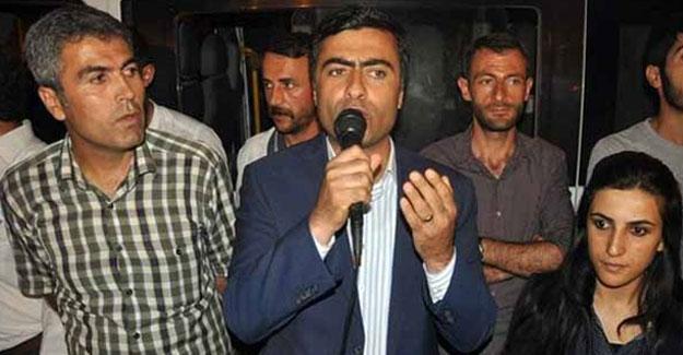 HDP'li Abdullah Zeydantutuklandı