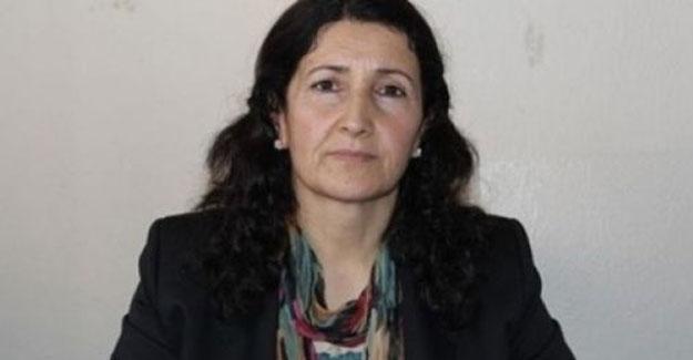 HDP'li Gülser Yıldırım tutuklandı