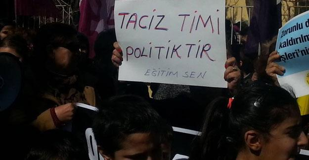 HDP'li kadın vekiller: Tecavüzü AKlayamayacaksınız