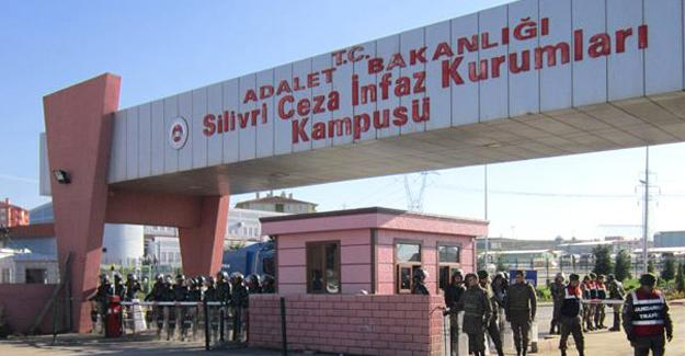 HDP'li vekillerin tutulduğu Silivri Cezaevi'nde yangın