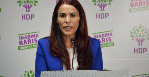 HDP'li Konca: Faşizm Kürdün ölüsüne de dirisine de tahammül etmiyor