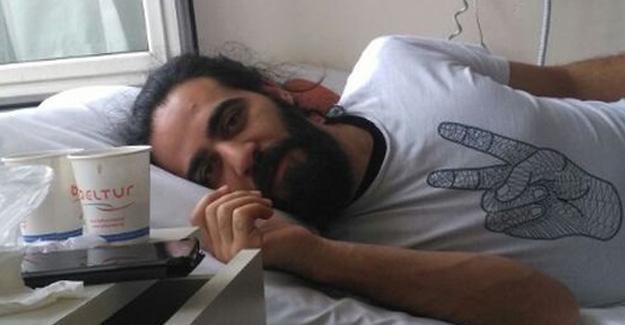 """""""Hem gözaltına alınırken, hem karakolda, hem de hastaneye götürülürken dövüldüm"""""""