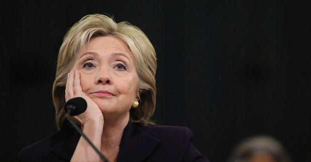 Hillary Clinton: Çok büyük hayal kırıklığına uğradım