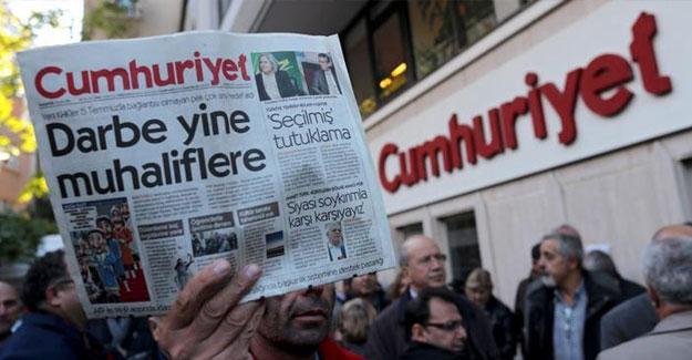 Hukukçulardan Cumhuriyet operasyonuna tepki: Soruşturma yok hükmünde