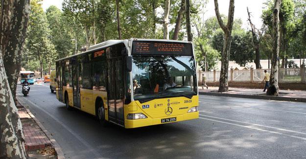İETT otobüslerini kullanan kadın yolcular için gece düzenlemesi