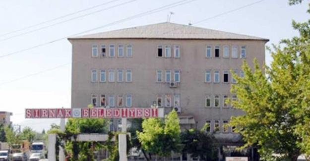 Kayyım atanan Şırnak Belediyesi'nde patlama