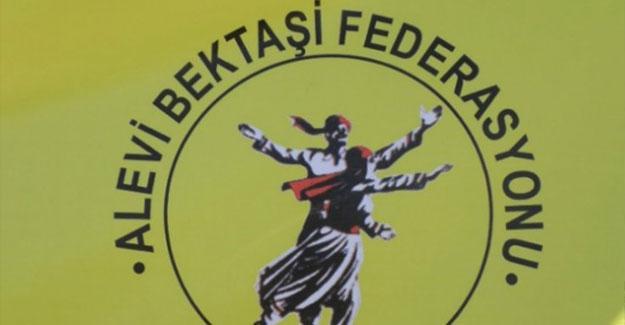 Kızılay'daki Alevi Bektaşi Federasyonu'na saldırı