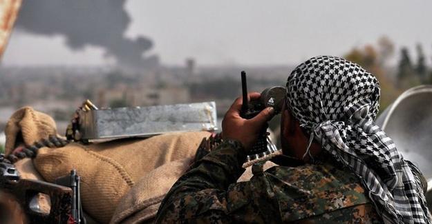 """""""Kürtler olmadan Suriye'de çözüm düşünülemez"""""""