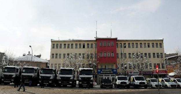 Malazgirt Belediyesi DBP'li Eş Başkanları tutuklandı