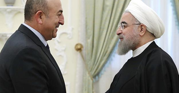 Mevlüt Çavuşoğlu ve Hakan Fidan İran'daydı