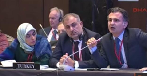 NATO'da Bozdağ konuştu, HDP'li Pir itiraz etti: İspat edin, istifa edeceğim