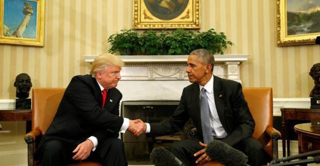 Obama: Trump'ın başkanlığıyla ilgili kaygılarım var