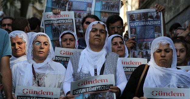 Özgür Gündem Gazetesi'nin kapatılmasına itiraz