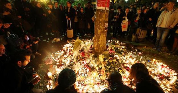 Paris saldırılarının birinci yıldönümünde hayatını kaybedenler anıldı