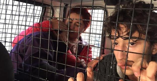 Polis tarafından linç ettirilen gençler suç duyurusunda bulundu