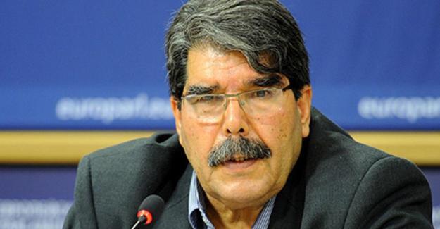 PYD Eş Başkanı Müslim: Türkiye'nin amacı Rojava'yı etnik bir çatışmaya sürüklemek