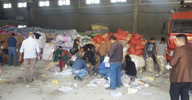 Rojava Derneği'nin kapatılmasına tepki: Mazlum halkın lokmasına mühür vuruldu