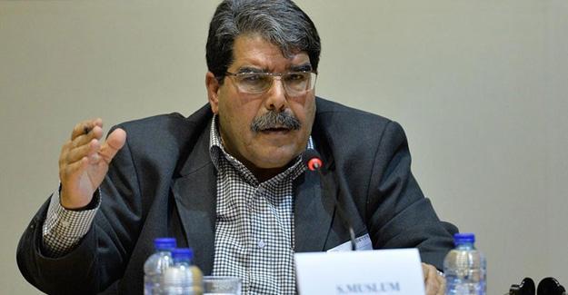 Salih Müslim: Türkiye DAİŞ'ın bitirilmesini istiyorsa bizi arkamızdan vurmasın yeter