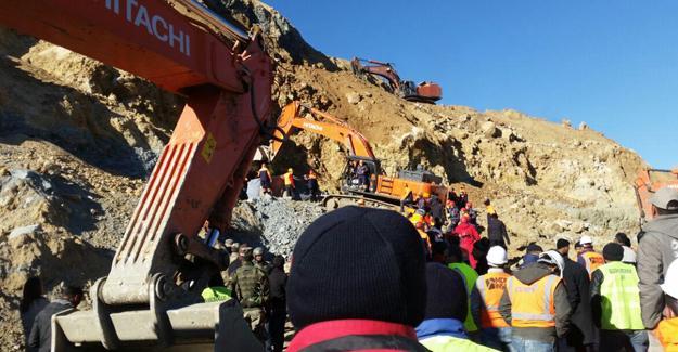 Şirvan'da 2 işçinin daha cenazesine ulaşıldı