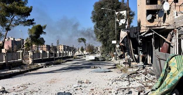 Suriye ordusu Halep'in kuzeydoğusunu aldı