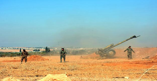 Suriye Ordusu: Halep'teki Hanano bölgesi tamamen alındı