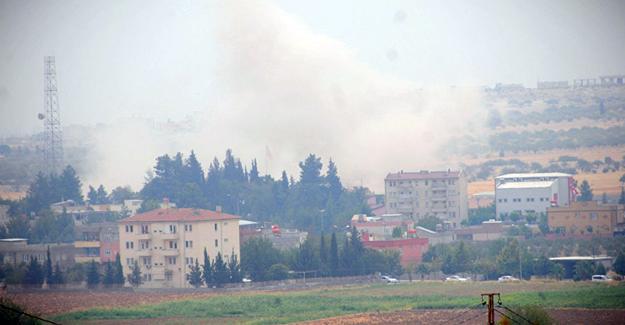 TSK'dan 'IŞİD kimyasal gaz attı' iddiası