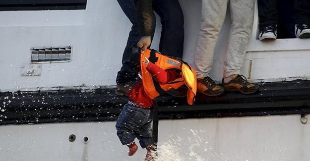 'Türkiye günde 3000 sığınmacıyı Yunanistan'a gönderecek'