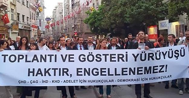 Van'da yürüyüş ve gösteri yasağı
