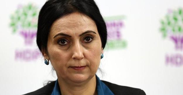 Yüksekdağ, SEGBİS'le savunma yaptı: Sözlerimin arkasındayım