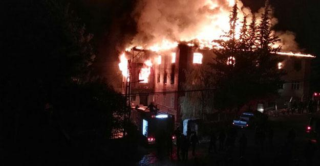 Yurt faciasında bilirkişi raporu açıklandı: Yangın merdiveni kapısının kolu yok