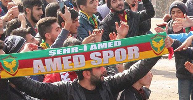 Amedspor'dan açıklama: Amedspor, Diyarbakır'a özgü bir takım değildir